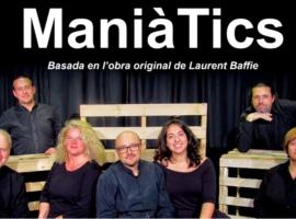 Maniàtics, basada en l'obra original de Laurent Baffie