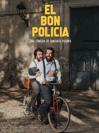 EL BON POLICIA amb Ricard Farré i Arnau Puig